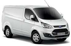 Ford Transit Custom 2012 >