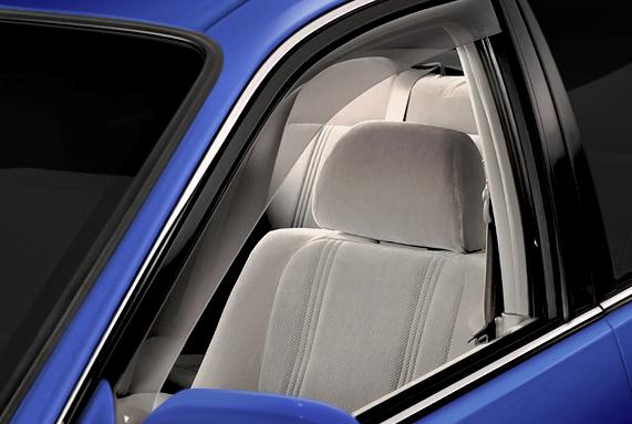 Nissan Primastar Wind Deflectors