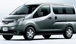 Nissan NV200 2009 >