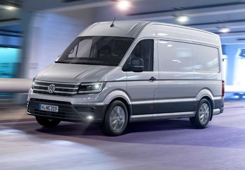 VW Crafter 2017 >